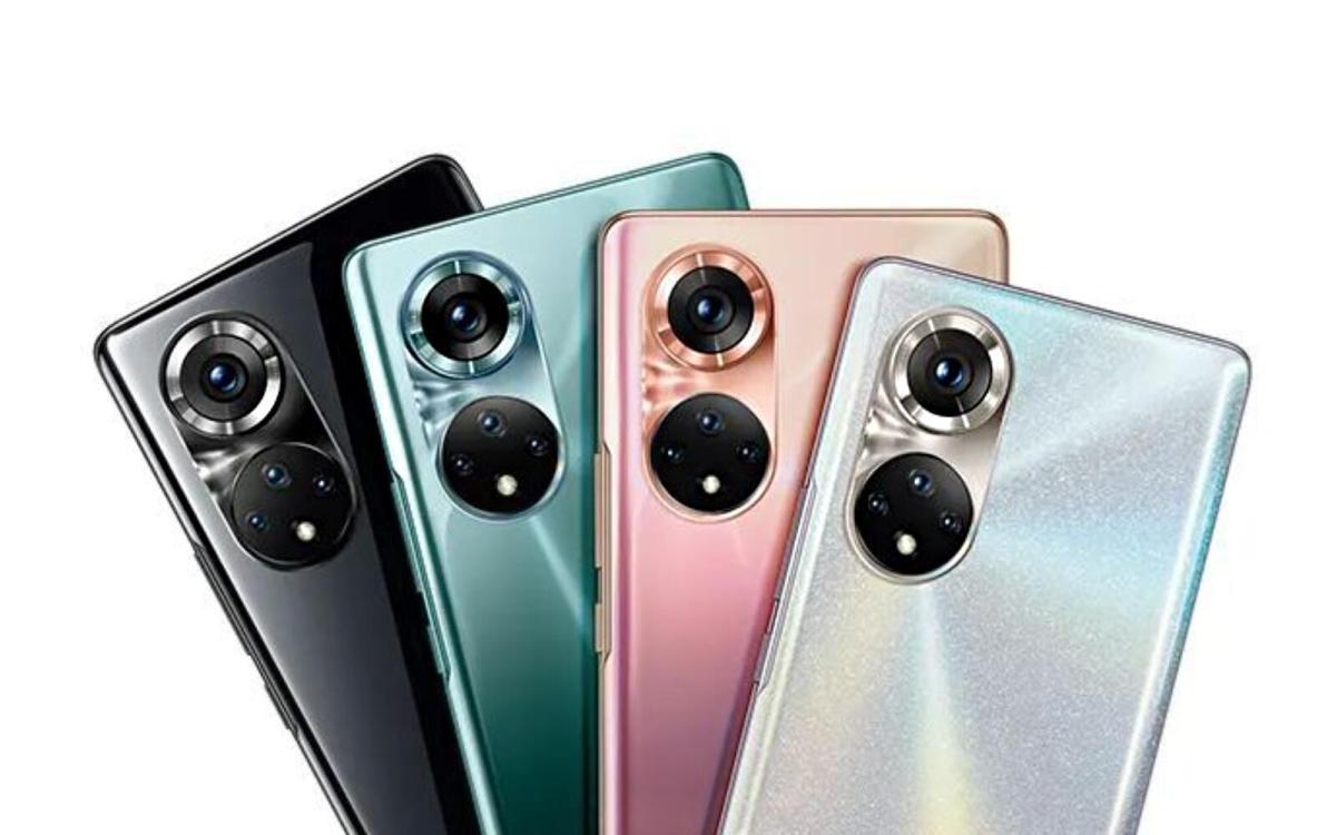 Honor 50 Serie Farben