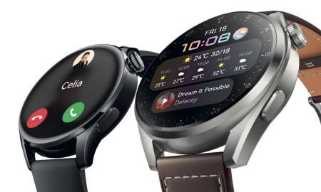 Huawei Watch 3 Pro Header