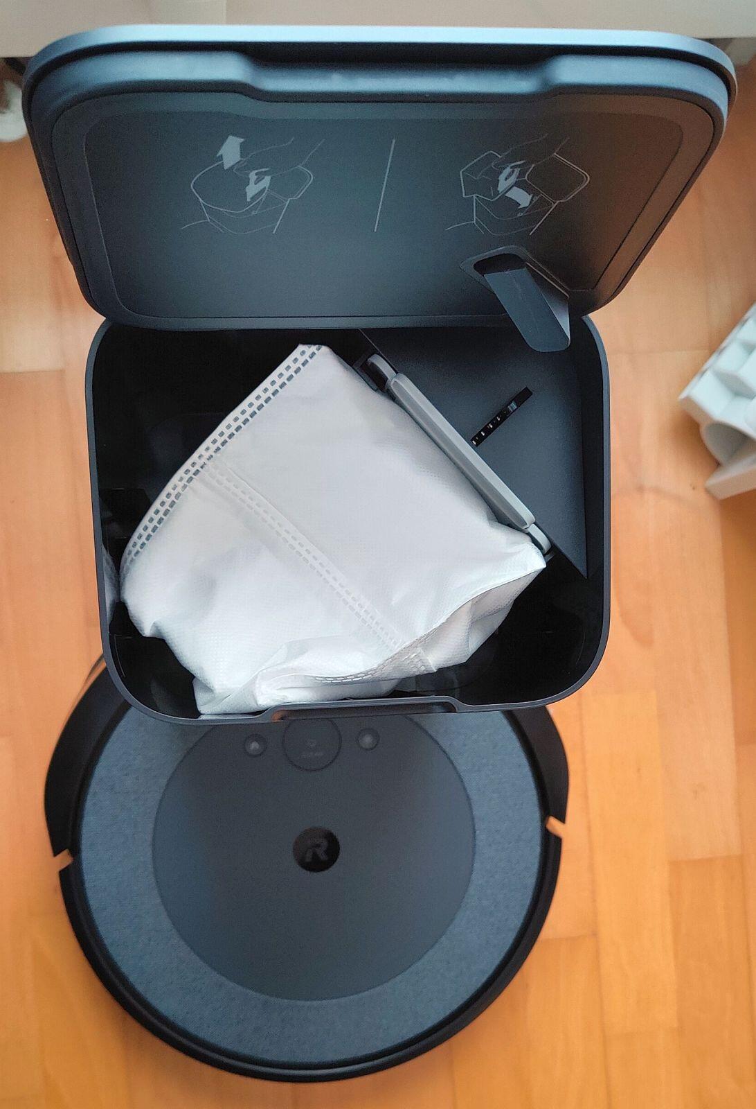 Irobot Roomba I3 Plus Absaugstation Beutel
