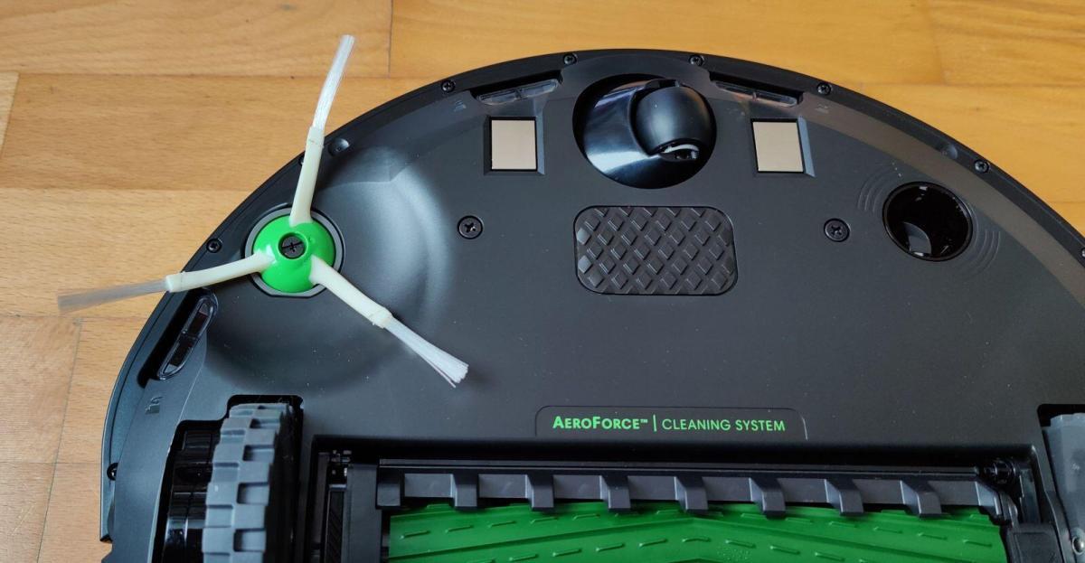 Irobot Roomba I3 Plus Vordere Buerste Und Sensoren
