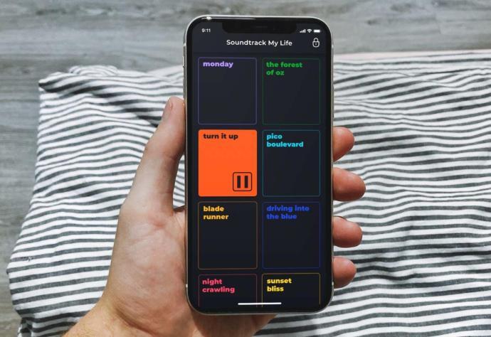 Porsche Soundtrack App