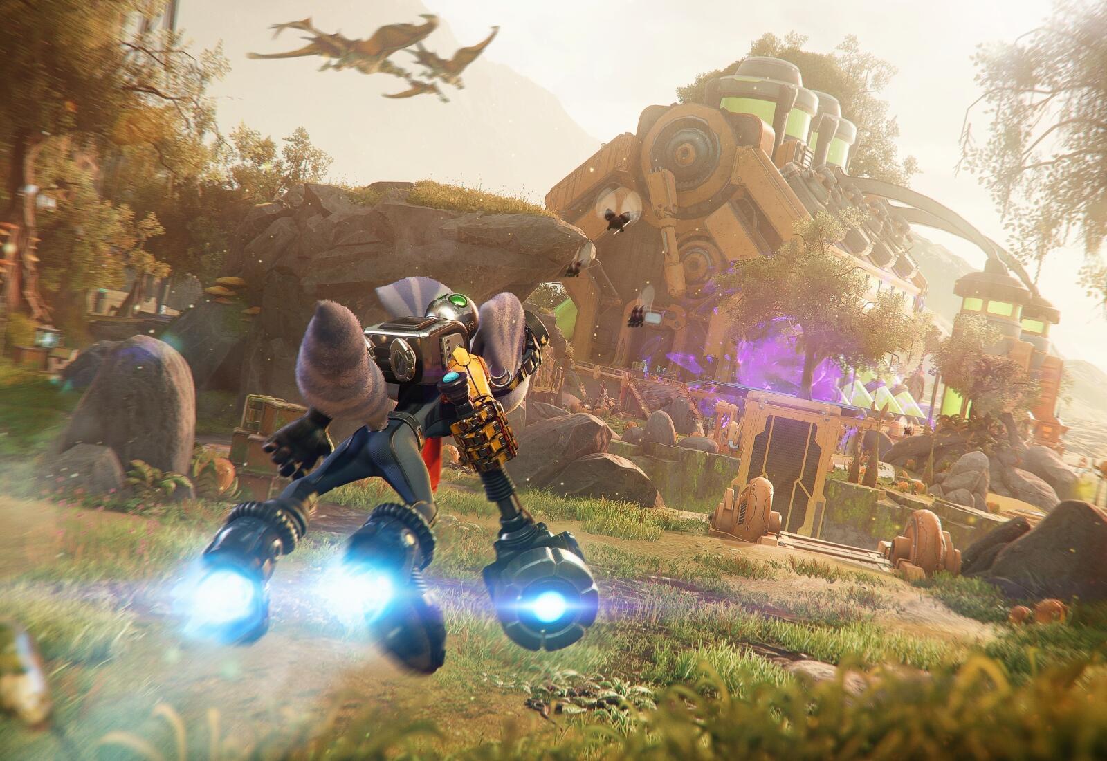 Ratchet Clank Rift Apart Bild Slide