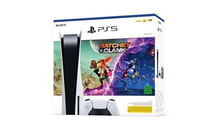 Sony Playstation 5 Ps5 Ratchet Clank