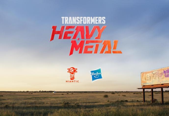 Transformers Heavy Metal