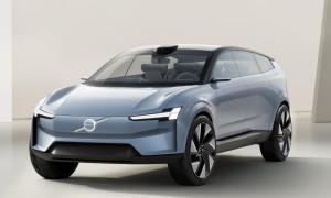 Volvo Concept Recharge Profil