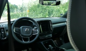 Volvo Xc40 Recharge Pure Electric Innenraum