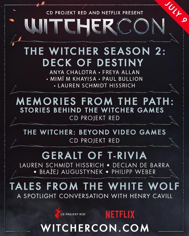 Witchercon Programm