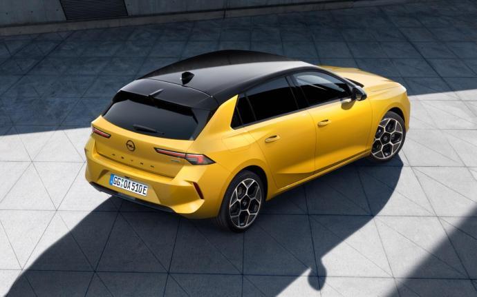 03 Opel Astra 516124