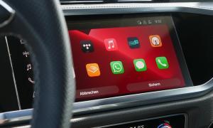 Apple Carplay Rot
