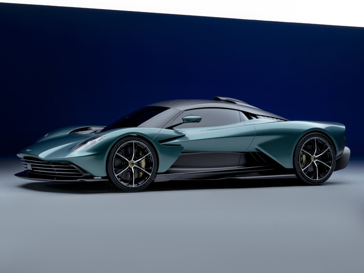 Aston Martin Valhalla Header