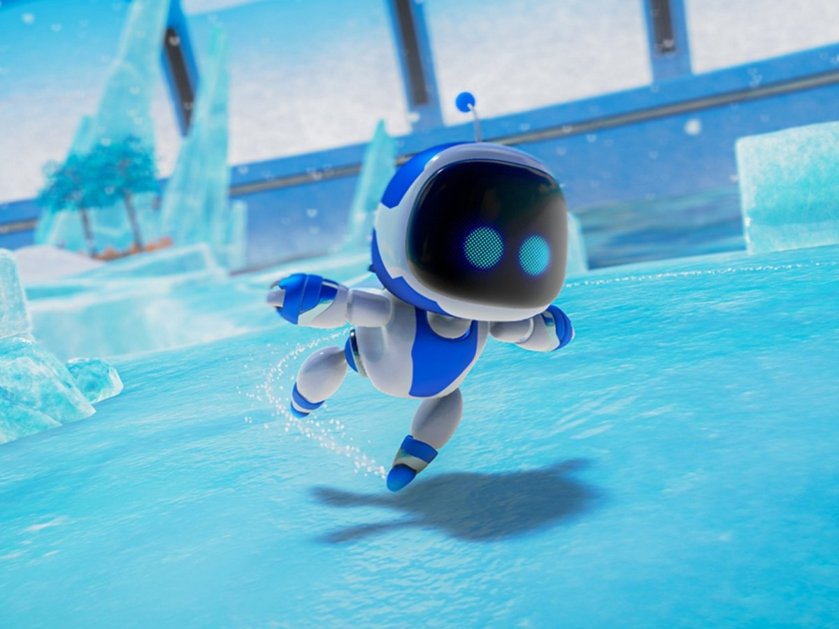 Astro Bot Header
