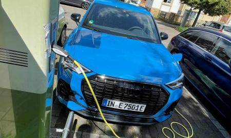 Audi Q3 Tfsi E Charger
