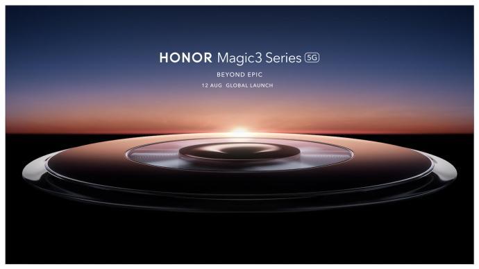 Honor Magic 3 Teaser