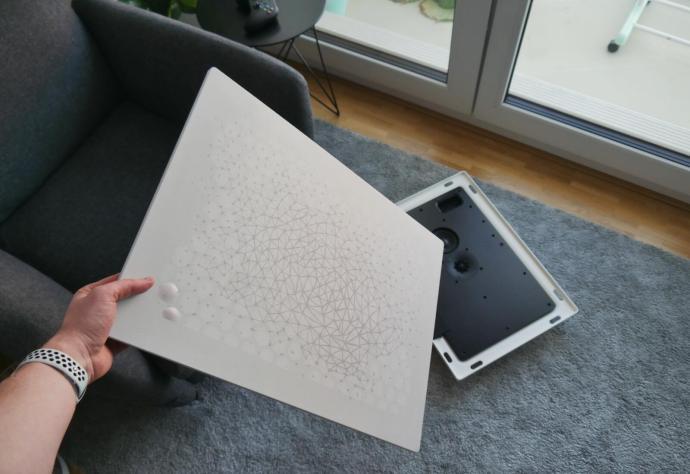 Ikea Sonos Symfonisk Bild Rahmen Panel