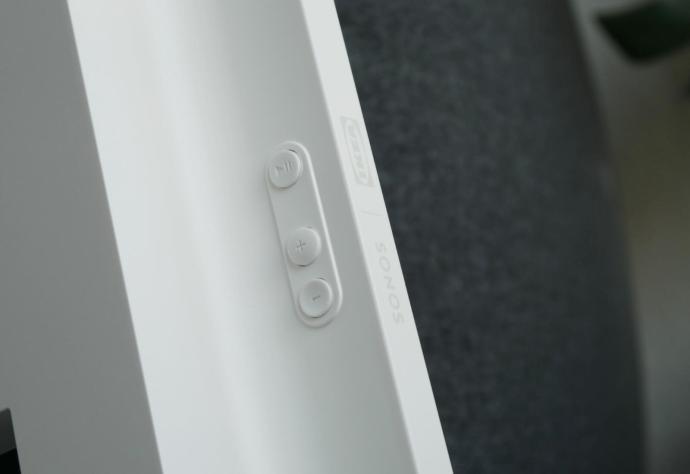 Ikea Sonos Symfonisk Bild Rahmen Tasten