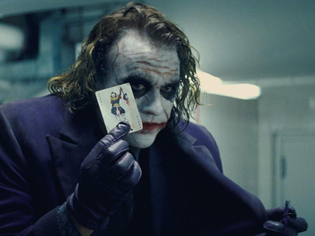 Joker Batman Header