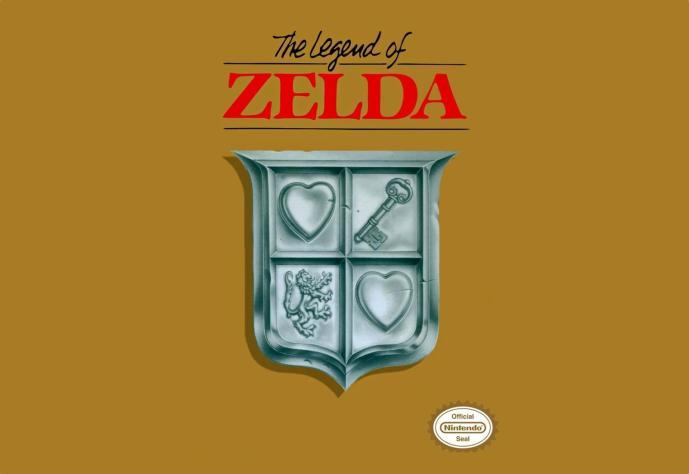 Legend Of Zelda Original