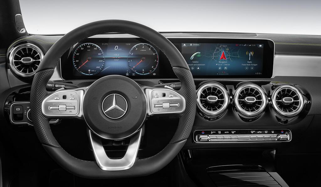 Mercedes Benz A Klasse (w177) 2018 Mercedes Benz A Class (w177) 2018