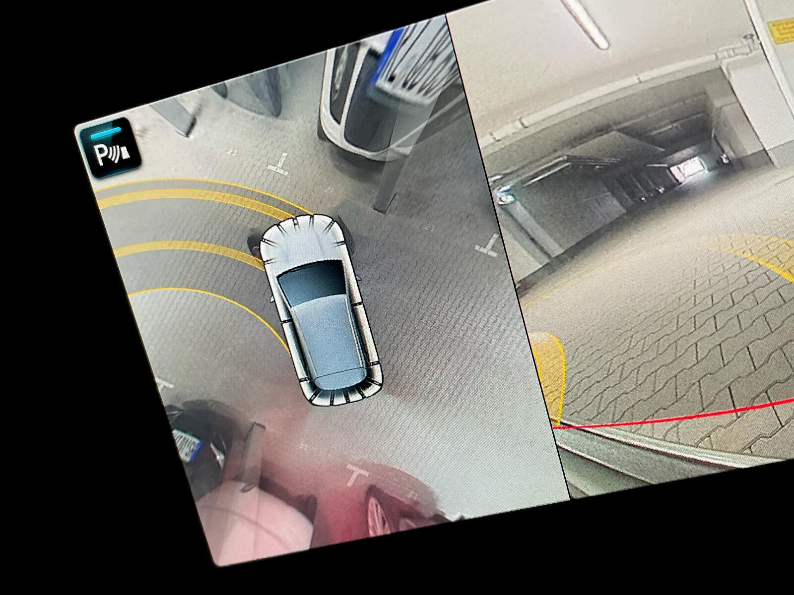 Mercedes Benz Eqa Wendekreis