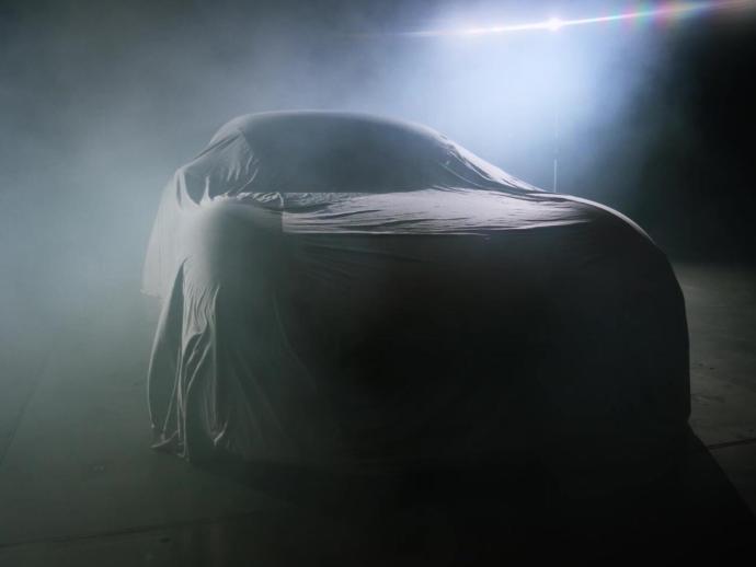 Mercedes Benz Eqxx Konzept Front