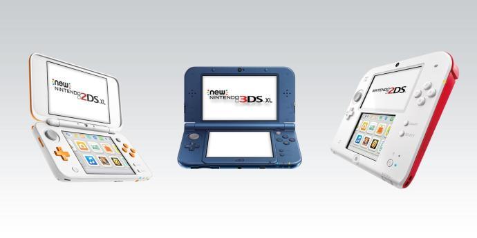 Nintendo Ds Familie