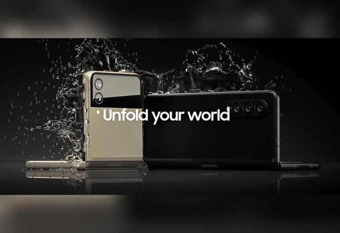 Samsung Foldables 2021