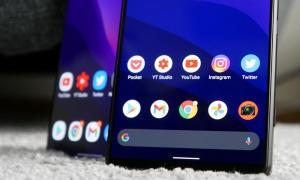 Samsung Galaxy S21 Ultra Sony Xperia 1 Iii Android