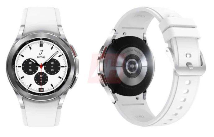 Samsung Galaxy Watch 4 Classic Edelstahl