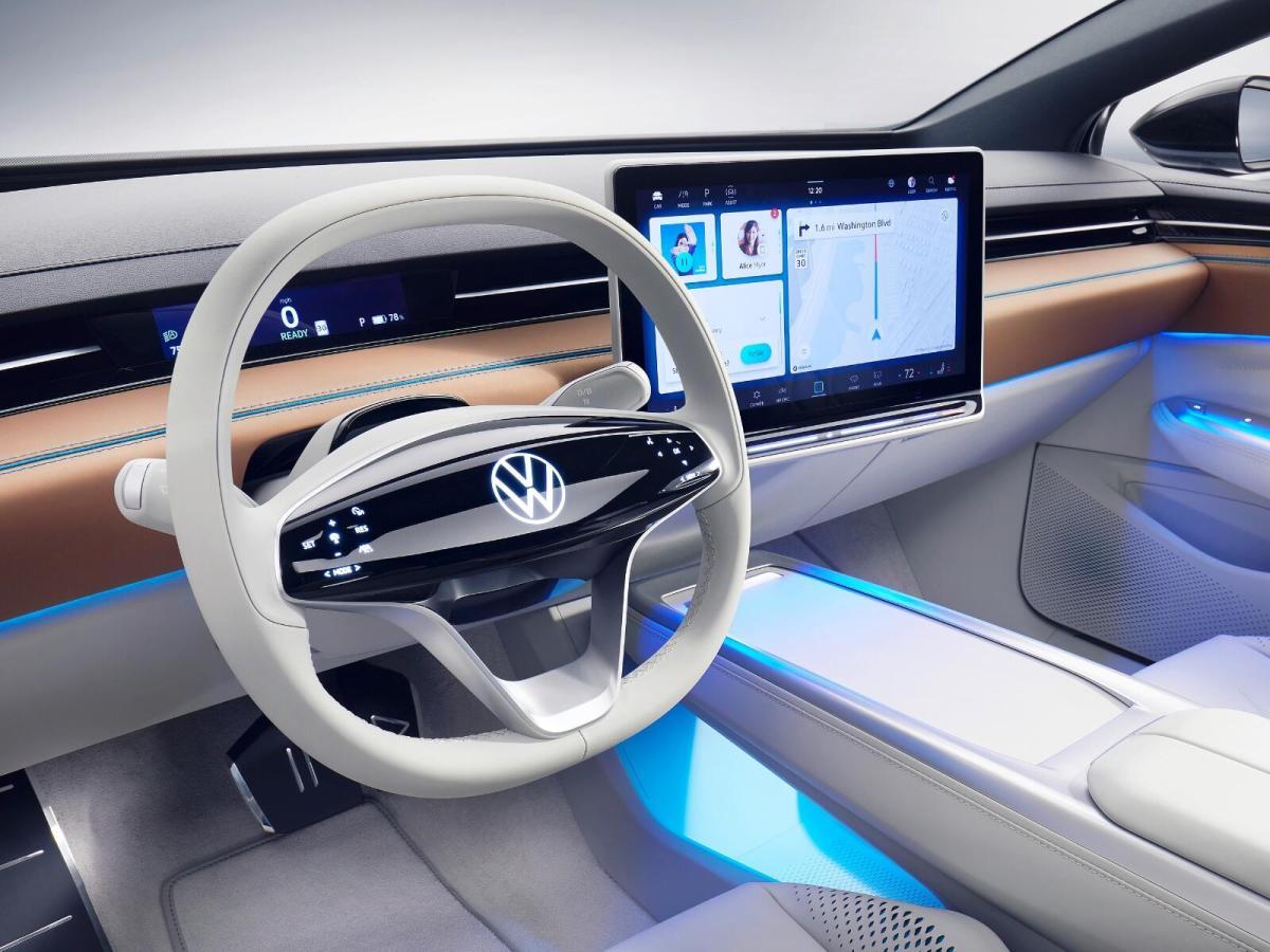 Volkswagen Vw Id Innen Header