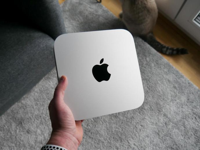 Apple Mac Mini M1 Hand Header