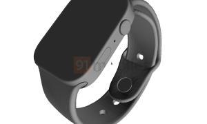 Apple Watch Series 7 Cad Leak