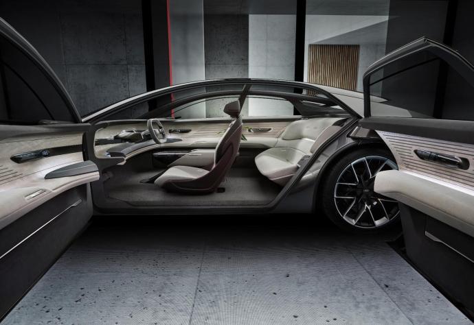 Audi Grandsphere Innen