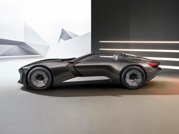 Audi Skysphere Seite