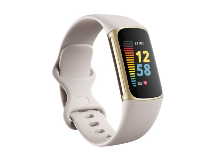 Fitbit Charge 5 Gold