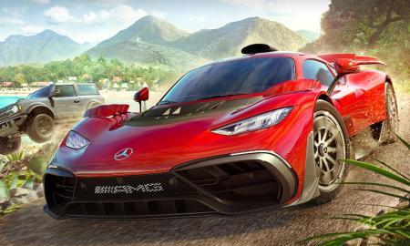 Forza Horizon 5 Header