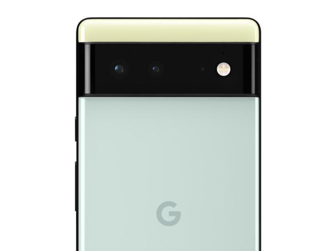 Google Pixel 6 2021 Header