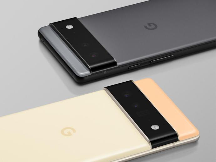 Google Pixel 6 Pro Header