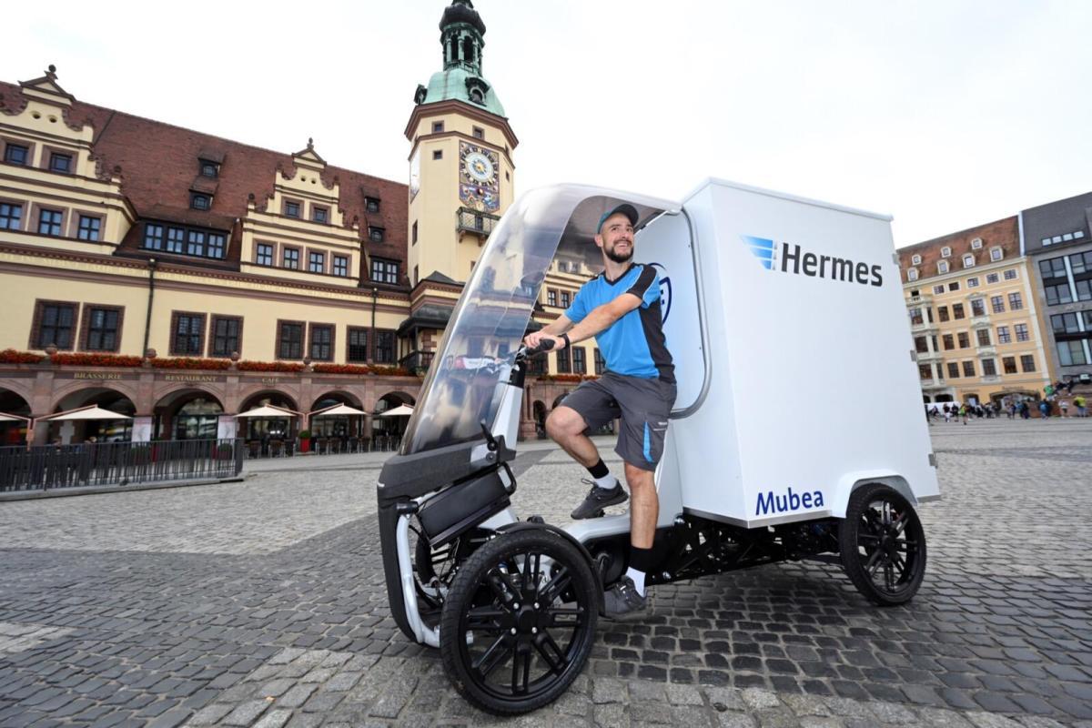 Hermes Mubea Test Leipzig 1