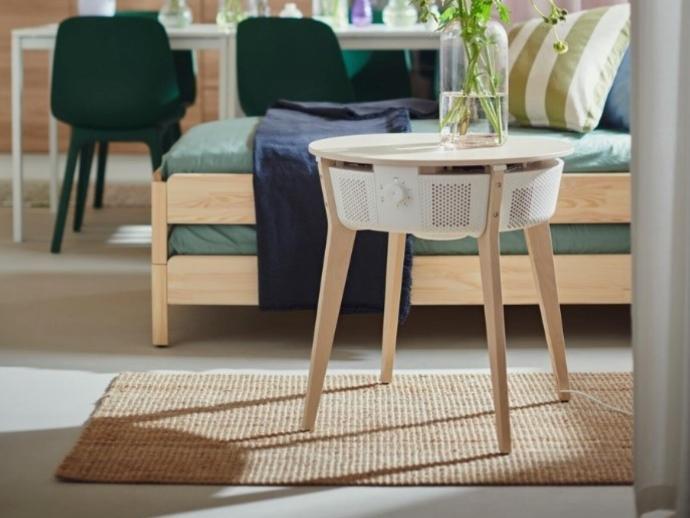 Ikea Starkvind Tisch Hell
