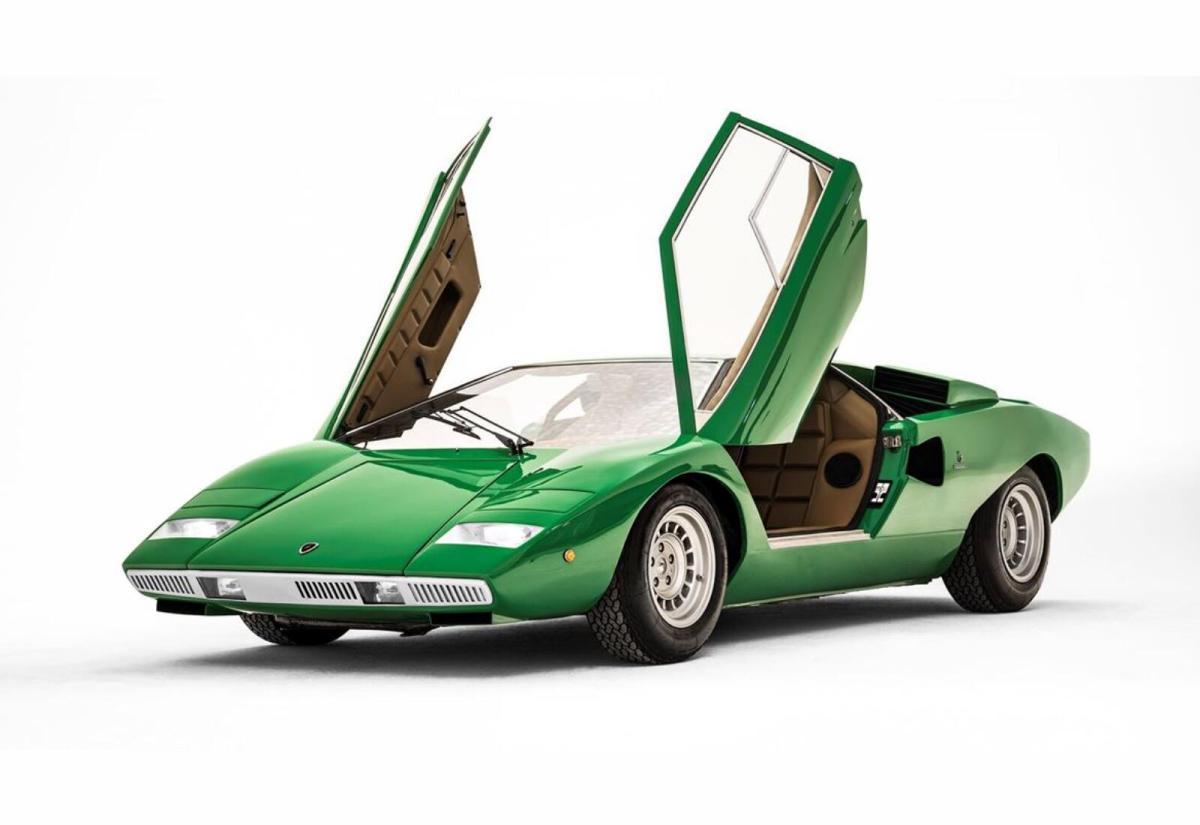Lamborghini Countach Klassiker Header