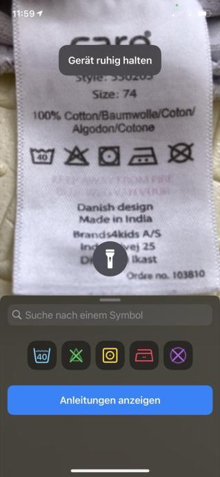 Laundry Lens 2