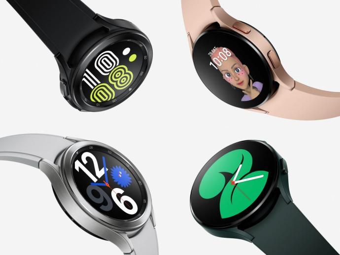 Samsung Galaxy Watch 4 Farben Header