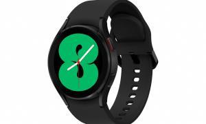 Samsung Galaxy Watch 4 Schwarz