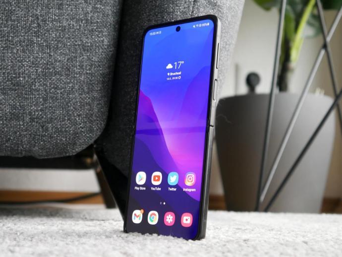 Samsung Galaxy Z Flip 3 Display