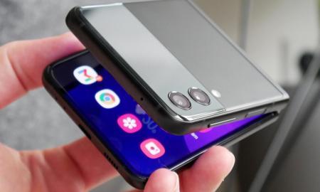 Samsung Galaxy Z Flip 3 Header