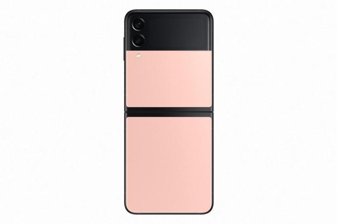 Samsung Galaxy Z Flip 3 Pink