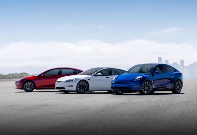 Tesla Modelle 2021 Header