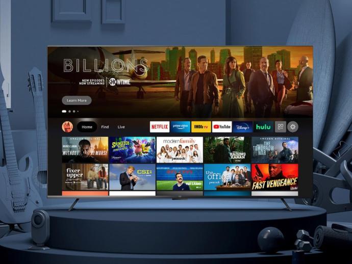 Amazon Fire Tv Omni Header