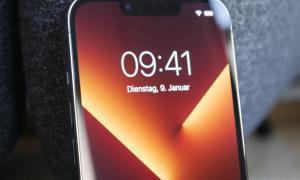 Apple Iphone 13 Pro Detail