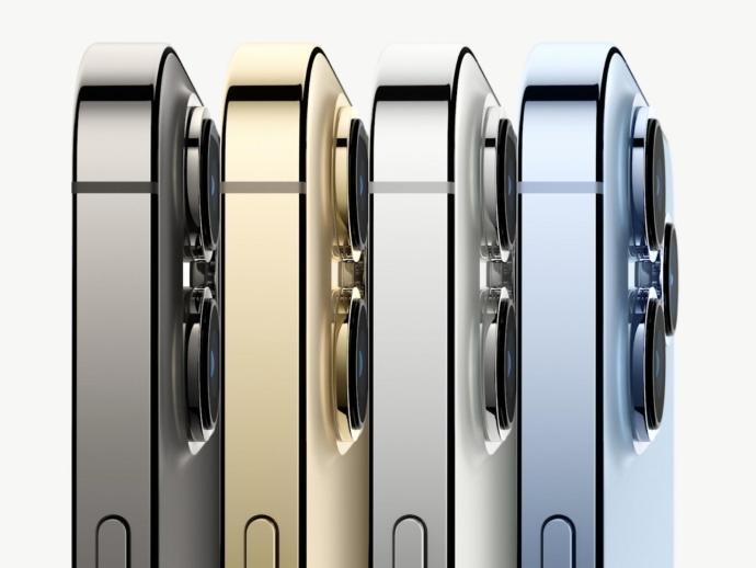 Apple Iphone 13 Pro Header